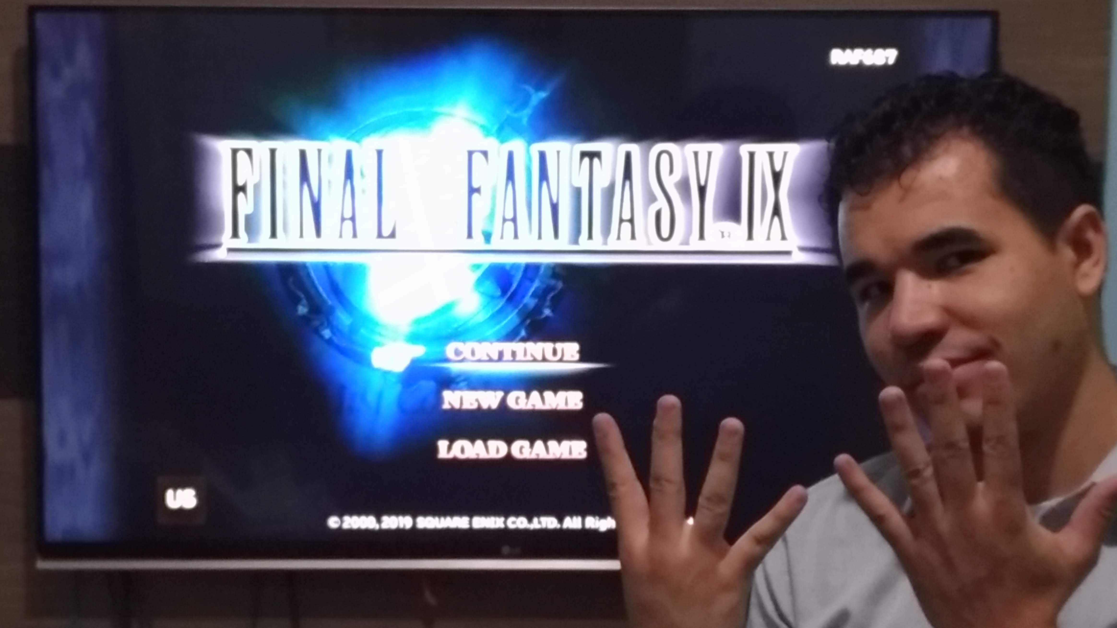 REVIEW: Final Fantasy IX  